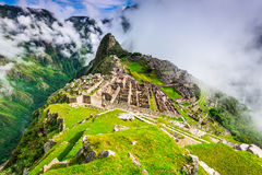 Machu Picchu, Cusco - Peru royalty free stock photo