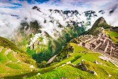 Machu Picchu, Cusco - Peru stock photo