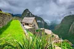 Machu Picchu, Cusco - Peru Royalty Free Stock Images