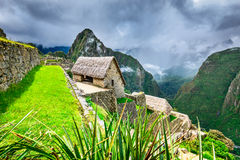Machu Picchu, Cusco - Peru Royalty Free Stock Image