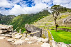 Machu Picchu, Cusco - Peru Royalty Free Stock Photography