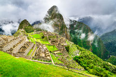 Machu Picchu, Cusco - Peru Stock Photography