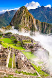 Machu Picchu, Cusco - Peru Royalty Free Stock Images