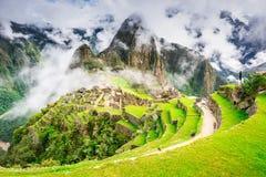 Machu Picchu, Cusco - Peru lizenzfreie stockfotos