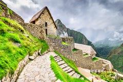 Machu Picchu, Cusco region - Peru, South America royalty free stock images