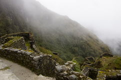 Machu Picchu - Cuzco, Peru Royalty Free Stock Image