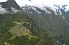 Machu Picchu - Cuzco, Peru Royalty Free Stock Photography