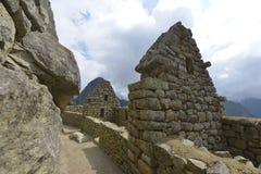 Machu Picchu, Cuzco, Peru stock images