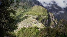 Machu Picchu czasu upływ 1 zbiory