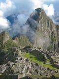 Machu Picchu di mattina Immagine Stock Libera da Diritti