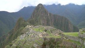Machu Picchu et Huayna Picchu clips vidéos