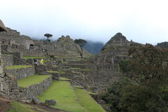 Machu Picchu the hidden Inca City Stock Images
