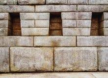 Machu Picchu i Peru arkivfoto