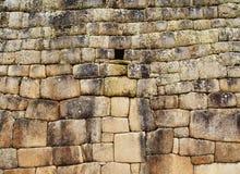 Machu Picchu i Peru arkivbild