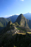 Machu picchu II Royalty Free Stock Photos