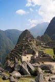 Machu Picchu Intiwatana stock image