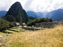 Machu Picchu Landmark Royalty Free Stock Image