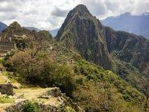 Machu Picchu Landmark Royalty Free Stock Images