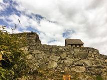 Machu Picchu Landmark Stock Images