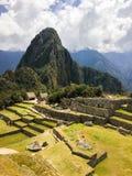 Machu Picchu Landmark Royalty Free Stock Photography