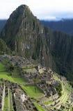 Machu Picchu, lost city of Inkas Stock Photo