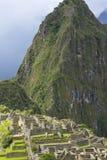 Machu Picchu, the Mecca of every traveler stock photo