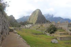 Machu Picchu miasto Obraz Stock