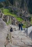 Machu Picchu Stock Photography