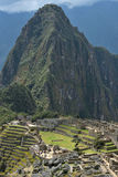 Machu Picchu mountains Stock Photos