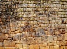 Machu Picchu nel Perù fotografie stock libere da diritti
