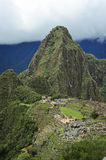 Machu Picchu no Peru imagem de stock royalty free