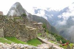 Machu Picchu no Peru foto de stock royalty free