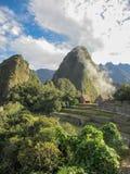 Machu picchu5, Pérou images libres de droits