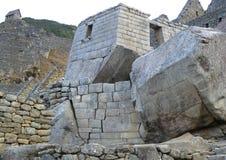 Machu Picchu, Pérou. Photo stock
