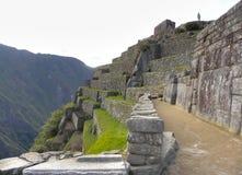 Machu Picchu, Pérou. Image libre de droits