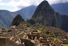 Machu Picchu, Pérou photos libres de droits