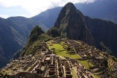 Machu Picchu, Pérou image libre de droits