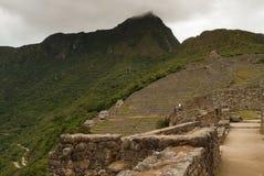 Machu Picchu Pérou Photos libres de droits