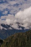 Machu Picchu Pérou Photo stock