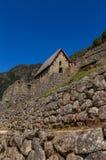 Machu Picchu Pérou Image libre de droits