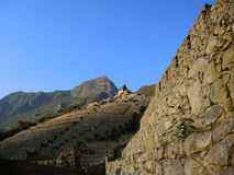 Machu Picchu, Pérou photos stock