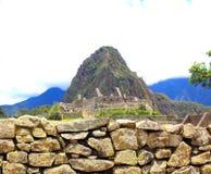 Machu Picchu panorama overview. Peru Stock Photography