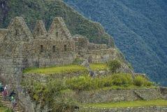 Machu Picchu Perù immagine stock libera da diritti