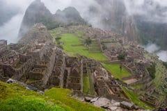 Machu Picchu, Perù Immagini Stock Libere da Diritti