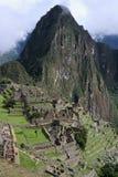 Machu Picchu Perù Fotografie Stock