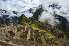 Machu Picchu, Perù Fotografie Stock Libere da Diritti