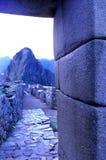 Machu Picchu- Perù Fotografia Stock