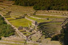 Machu Picchu Perù, picchu di huayna Fotografie Stock