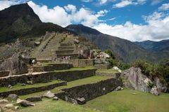 Machu Picchu Perú Fotografía de archivo libre de regalías