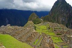 Machu Picchu, Perú Imágenes de archivo libres de regalías